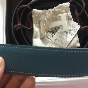 Hermes Accessories - Authentic Hermes Belt size 95 NWT